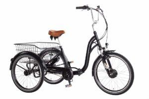 E-Bike 3 Rad Platz 4