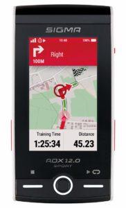 SIGMA ROX 12.0 Sport GPS Fahrrad-Navigationsgerät