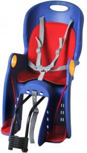 ISO TRADE Kinderfahrradsitz Fahrradsitz