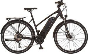 "E-Bike günstig Prophete ENTDECKER 20.ETT.30 Trekking E-Bike 28"" AEG ComfortDrive, schwarz"