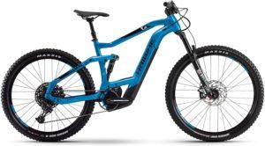 HAIBIKE XDURO AllMtn 3.0 Bosch Elektro Bike 2020 (M/44cm, Blau/Schwarz/Grau)