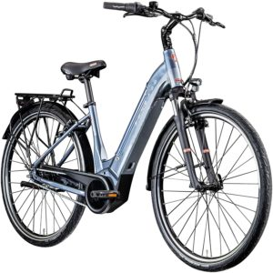 Zündapp Z909 700c E-Bike E Citybike 28 Zoll Pedelec Bosch Stadtrad Hollandrad