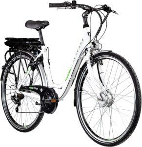 "ndapp E Bike 26 Zoll Damenrad Pedelec Z504 26"" Elektrofahrrad E Damenrad"